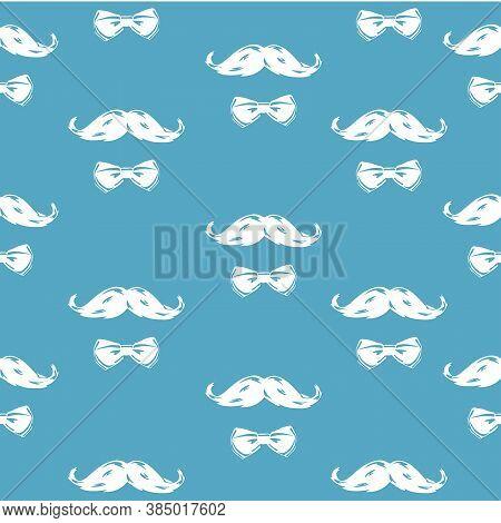 Movember Mustache Season Fake Mustache For Carnival In November