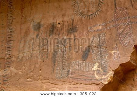 Prehistoric Indian Wall Art_Filtered