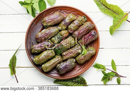 Traditional Turkish Dolma
