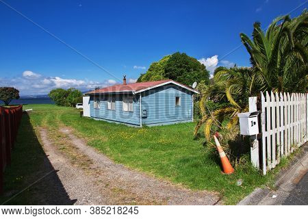 House In City Of Rotorua, New Zealand
