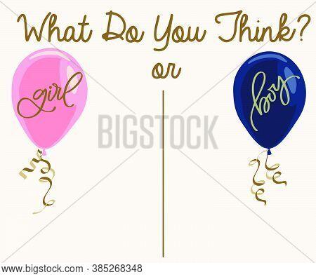 Who Have A Boy Or A Girl. Who Have A Boy Or A Girl