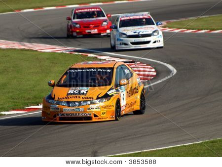 Honda Civic British Touring Car