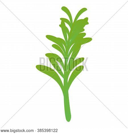 Rosemary Food Icon. Cartoon Of Rosemary Food Vector Icon For Web Design Isolated On White Background