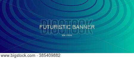 Dark Dynamic Wave. Flow 3d Layout. Color Gradient Lines. Dynamic Wave. Wavy Banner. Fluid Motion. Ab