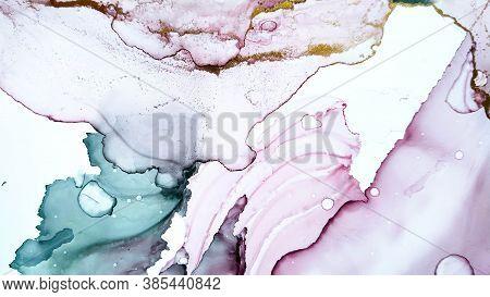 Liquid Artwork. Creativity Style. Aquarel Invitation. Aquarelle Liquid Artwork. Liquid Element. Alco