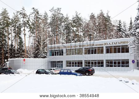 STAR TOWN - FEBRUARY 4: Cosmonaut Training Center named of Gagarin in February 4, 2012 in Star town near Moscow, Russia. This Center is main institution for training of cosmonauts in Russia.