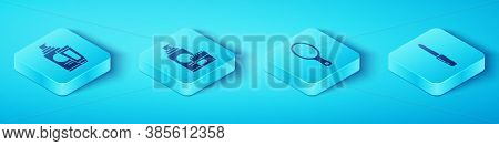 Set Isometric Cream Or Lotion Cosmetic Tube, Cream Or Lotion Cosmetic Tube, Nail File And Hand Mirro
