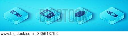 Set Isometric Cream Or Lotion Cosmetic Tube, Leaf Document, Cream Or Lotion Cosmetic Tube And Lemon