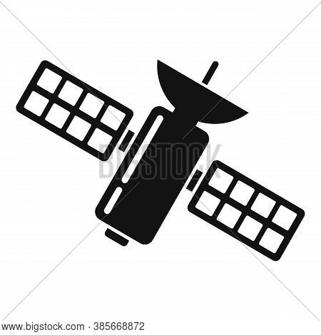 Discovery Satellite Icon. Simple Illustration Of Discovery Satellite Vector Icon For Web Design Isol