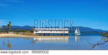 Port Douglas In Far North Queensland Australia