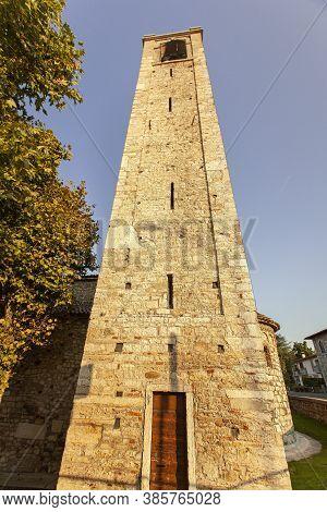 San Severo Church In Bardolino In Italy 11