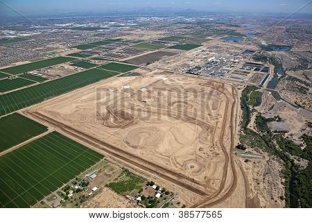 Wetlands Construction