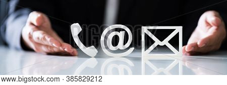 Contact Us Methods. Call Email Business Services