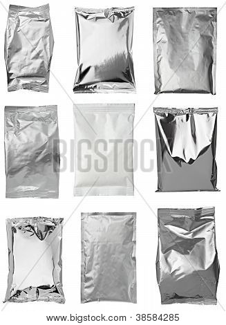 Aluminum Metal Bag Package