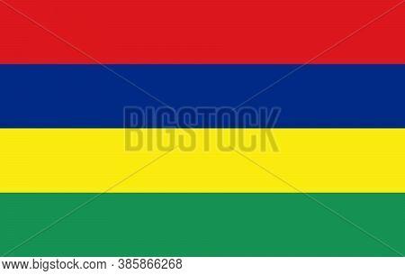 Vector Mauritius Flag, Mauritius Flag Illustration, Mauritius Flag Picture, Mauritius Flag Image,