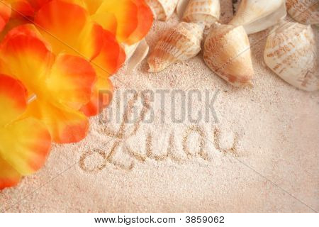 Hawaiian Beach Background