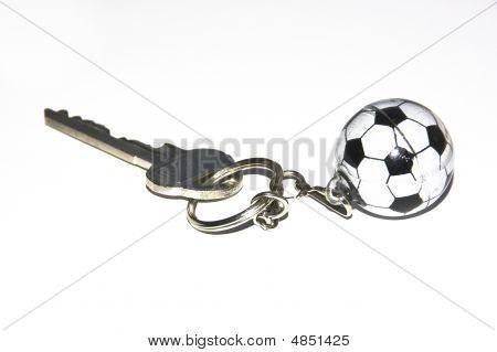 Soccer Fan's Key