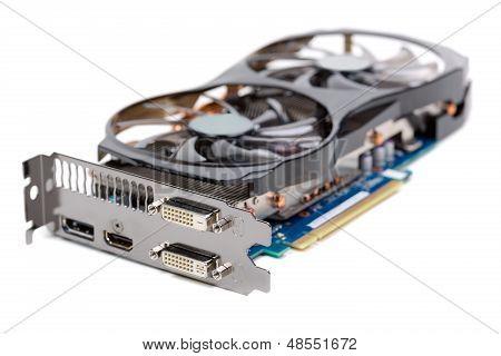Graphics Card Pci-e 3.0