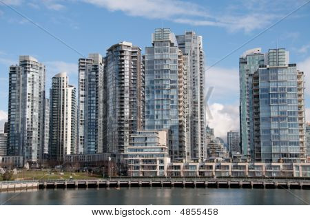 Water Front Towers