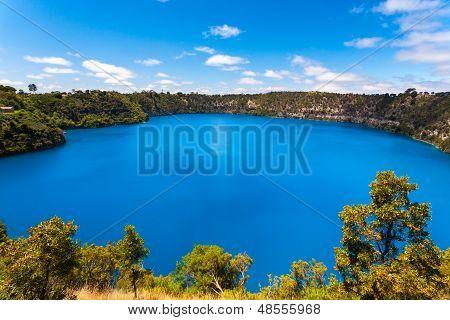 Blue Lake Mt Gambier Australia