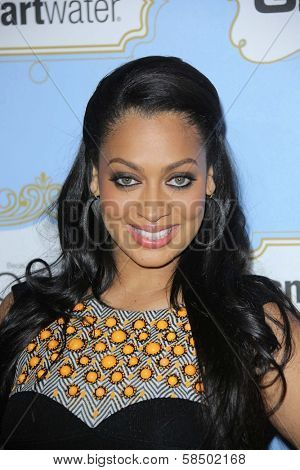 Alani Vasquez aka La La at the 6th Annual Essence Black Women in Hollywood Luncheon, Beverly Hills Hotel, Beverly Hills, C A 02-21-13