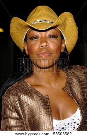 HOLLYWOOD - July 07: Tichina Arnold at A Midsummer Night's Dream: A Magic Night of Poker, Players and Stars in The Avalon on July 07, 2006 in Hollywood, CA.