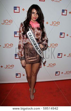 Mabelynn Capeluj at the introduction of Joe Fresh at JCP, Joe Fresh at JCP Pop Up Store, Los Angeles, CA 03-07-13