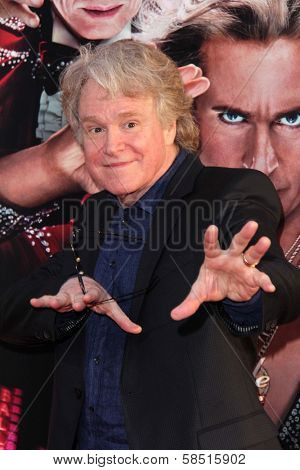 Don Scardino at the World Premiere of