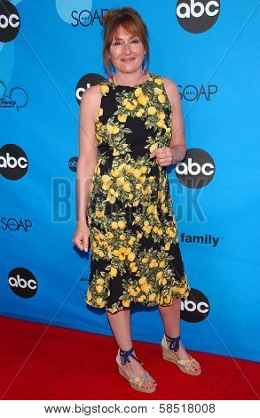 PASADENA, CA - JULY 19: Nora Dunn at the Disney ABC Television Group All Star Party on July 19, 2006 at Kidspace Children's Museum in Pasadena, CA.