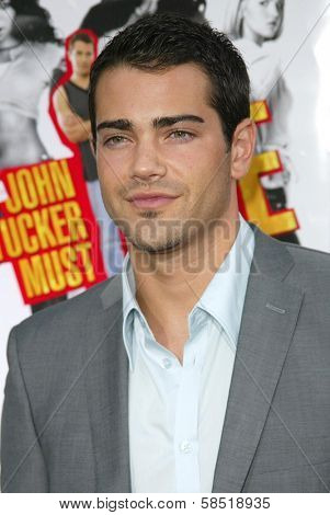 HOLLYWOOD - JULY 25: Jesse Metcalfe at the premiere of John Tucker Must Die on July 25, 2006 at Grauman's Chinese Theatre in Hollywood, CA.