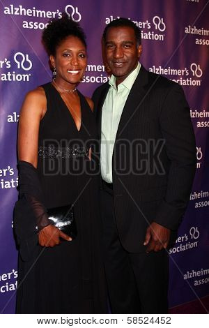 Norm Lewis at the 21st Annual