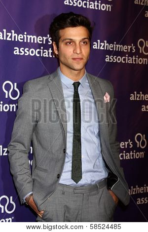 Alexander Dipersia at the 21st Annual