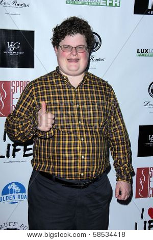 Jesse Heiman at the No Kill L.A. Charity Event, Fred Segal, West Hollywood, CA 04-02-13