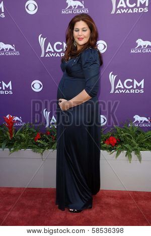 Hillary Scott at the 48th Annual Academy Of Country Music Awards Arrivals, MGM Grand Garden Arena, Las Vegas, NV 04-07-13
