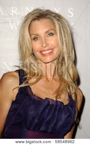 BEVERLY HILLS - APRIL 26: Heather Thomas at the Nina Ricci Fashion Show and Gala Dinner to Benefit The Rape Foundation by Barneys New York at Barneys New York on April 26, 2006 in Beverly Hills, CA.