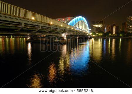 Night City Scenery