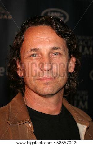 NEWPORT BEACH - APRIL 20: Van Dirk Fisher at the 7th Annual Newport Beach Film Festival Opening Night Screening of