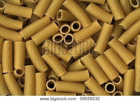Close-up of italian pasta