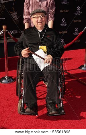 Marvin Kaplan at the TCM Classic Film Festival Opening Night Red Carpet Funny Girl, Chinese Theater, Hollywood, CA 04-25-13
