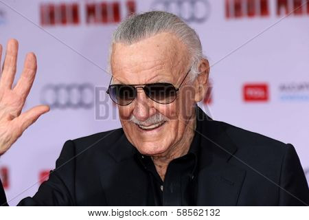 Stan Lee at the