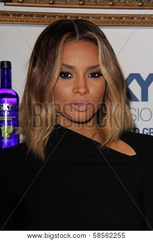Ciara at the House Of Moscato Presented by Skyy Infusions Moscato Grape, Greystone Manor, Los Angeles, CA 04-24-13