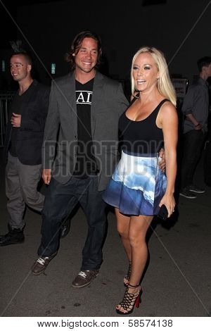Rory Bushfield and Kendra Wilkinson at the 2013 Maxim Hot 100 Party, Vanguard, Hollywood, CA 05-15-13