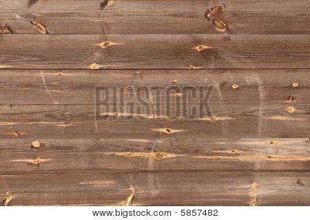 Old wooden structure
