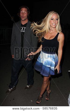 Rory Bushfield, Kendra Wilkinson at the 2013 Maxim Hot 100 Party, Vanguard, Hollywood, CA 05-15-13