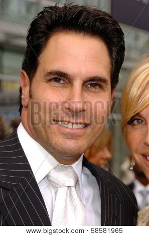 HOLLYWOOD - APRIL 28: Don Diamont at The 33rd Annual Daytime Emmy Awards at Kodak Theatre on April 28, 2006 in Hollywood, CA.