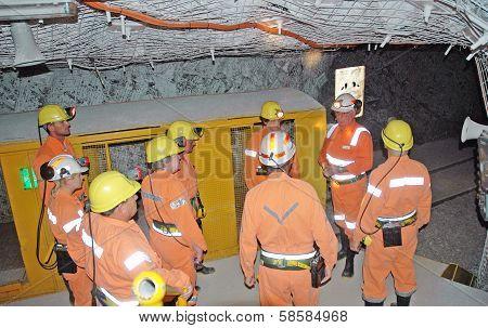 Mining.