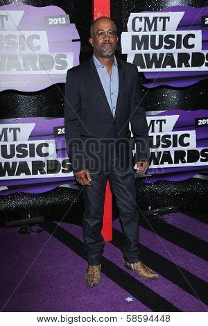 Darius Rucker at the 2013 CMT Music Awards, Bridgestone Arena, Nashville, TN 06-05-13