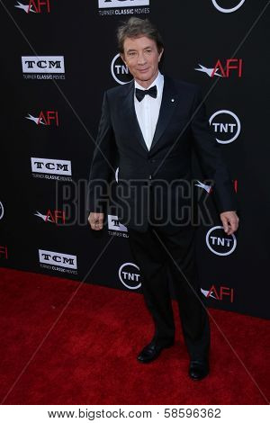 Martin Short at the AFI Life Achievement Award