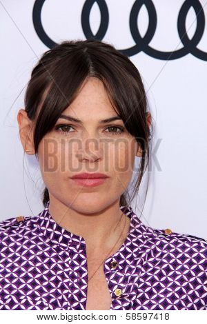 Clea DuVall at the 1st Annual Children Mending Hearts Style Sunday, Private Location, Beverly Hills, CA 06-09-13