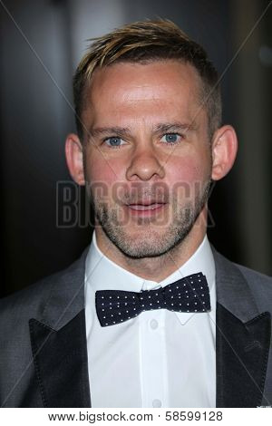 Dominic Monaghan at the 3rd Annual Critics' Choice Television Awards, Beverly Hilton Hotel, Beverly Hills, CA 06-10-13